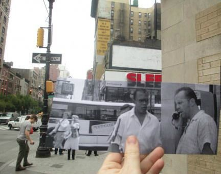 Die Hard with a Vengeance NYC scene
