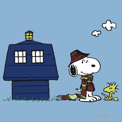 Doctor Snoopy by loogyhead