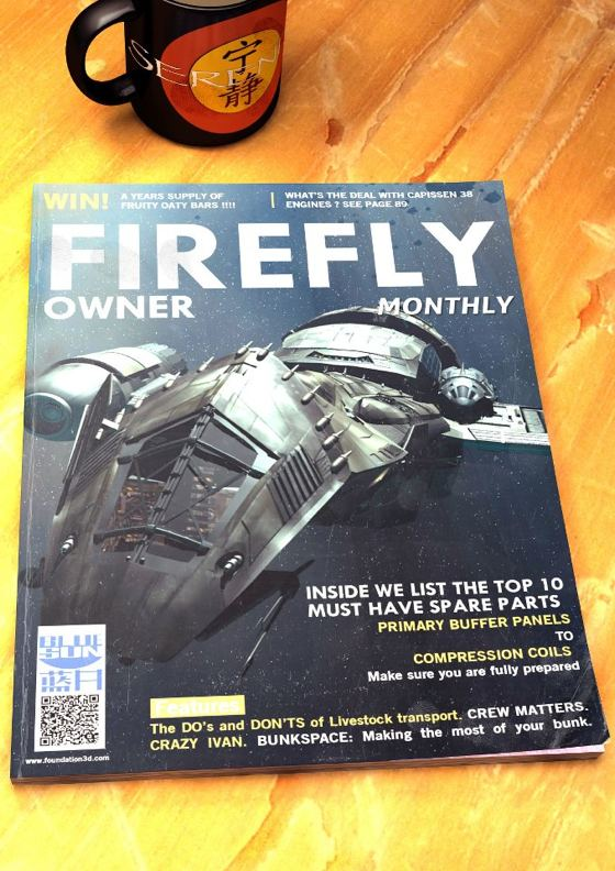 Firefly monthly