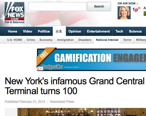 Fox News infamous headline