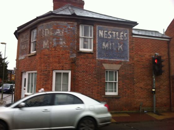 Nestle Milk ad