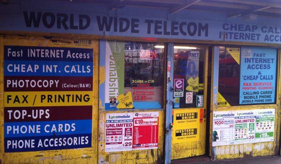 worldwide telecom