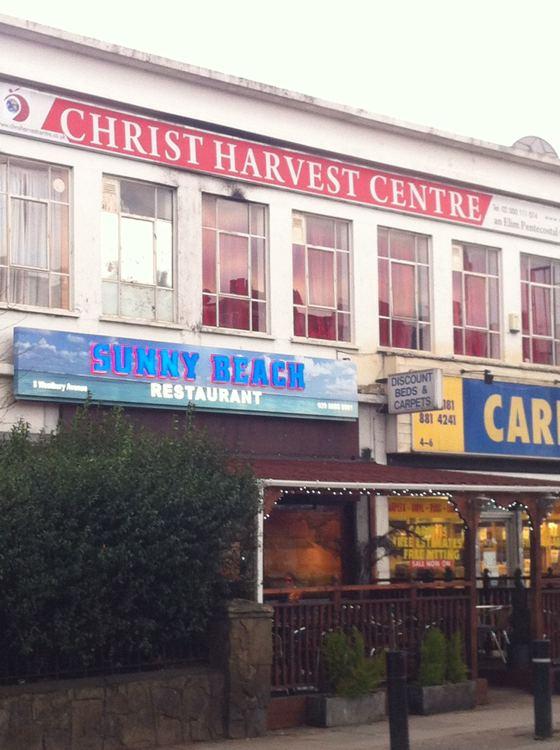 Christ harvest centre