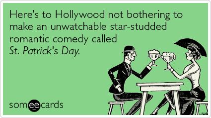 Hollywood St Patrick's Day