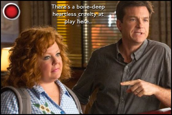 Identity Thief red light Melissa McCarthy Jason Bateman