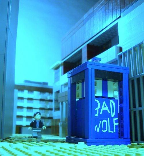 Lego Bad Wolf