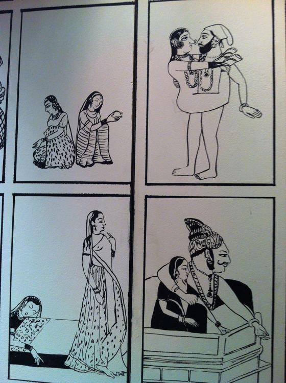 Kama Sutra wallpaper