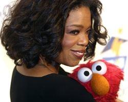 Oprah Winfrey Elmo