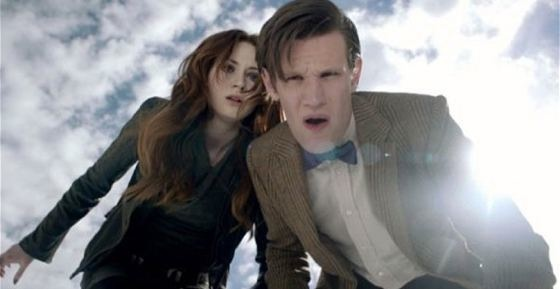 Karen Gillan Matt Smith