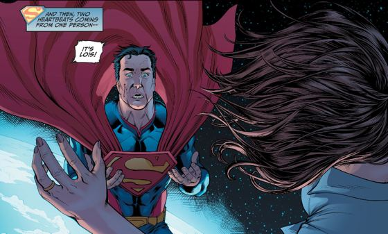 Superman kills Lois Lane