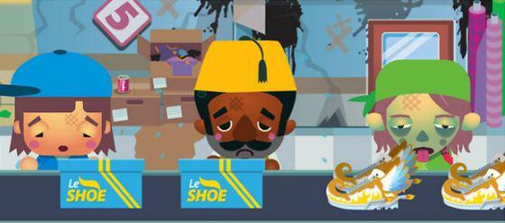 Sweatshop game