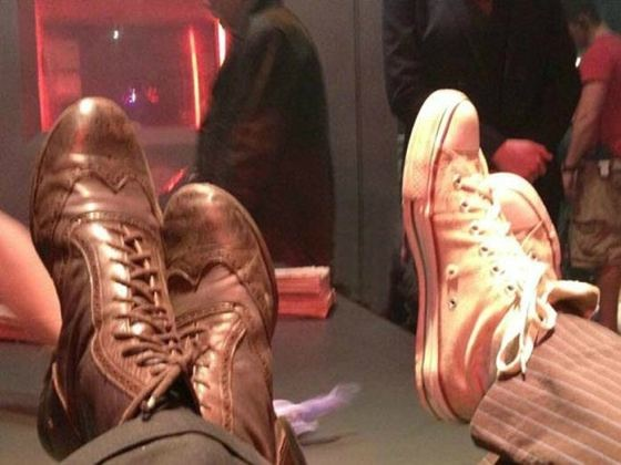 Doctor Who Doctor's shoes