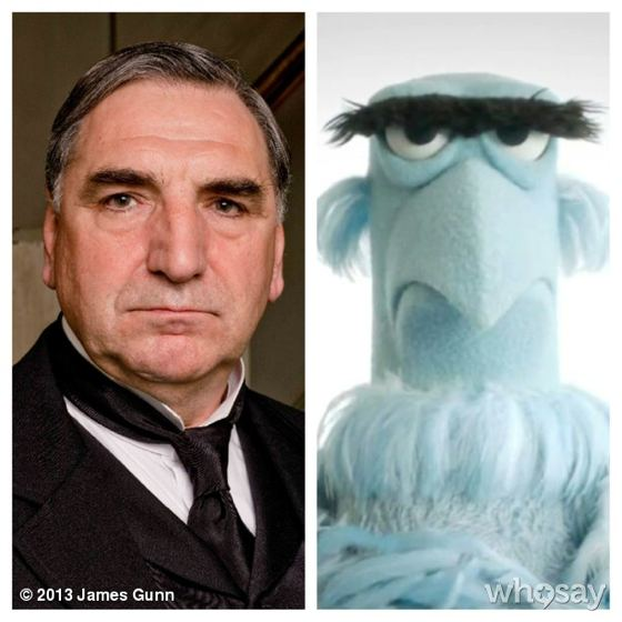 Downton Abbey The Muppet Show
