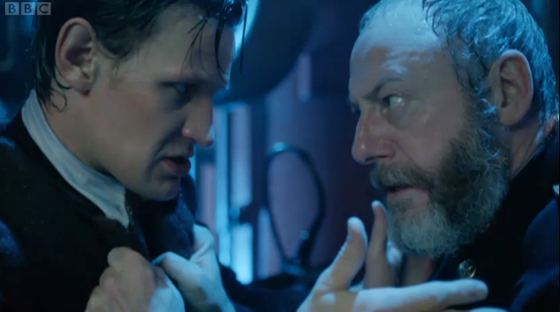 Doctor Who Cold War Matt Smith Liam Cunningham