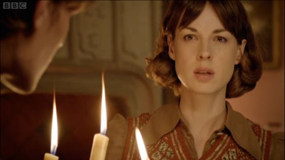 Doctor Who Hide Jessica Raine