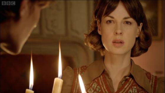 Doctor Who Hide Jessica Raine