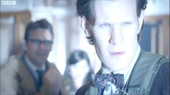 Doctor Who Hide Matt Smith