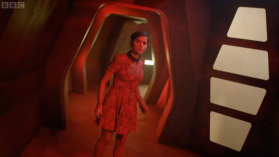 Doctor Who Journey to the Centre of the TARDIS Jenna-Louise Coleman