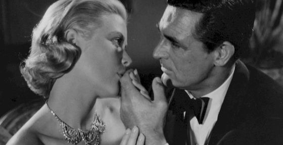 To Cath a Thief Grace Kelly Cary Grant