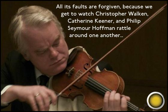 A Late Quartet yellow light Philip Seymour Hoffman