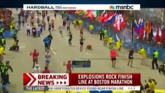 MSNBC Boston marathon bombing