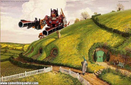 science fiction versus fantasy