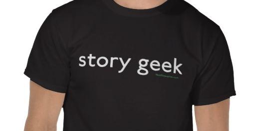 story geek T-shirts