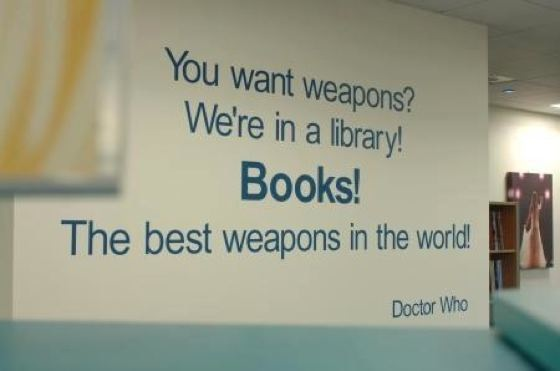 books best weapons in the world