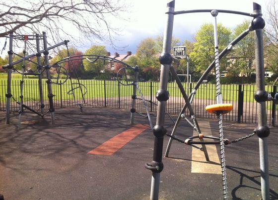cyborg playground