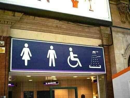Dalek shower