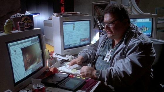 Wayne Knight Jurassic Park
