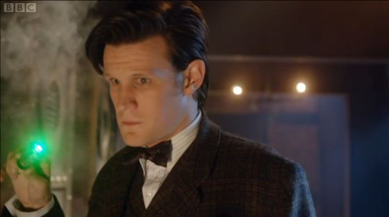 Doctor Who The Crimson Horror Matt Smith