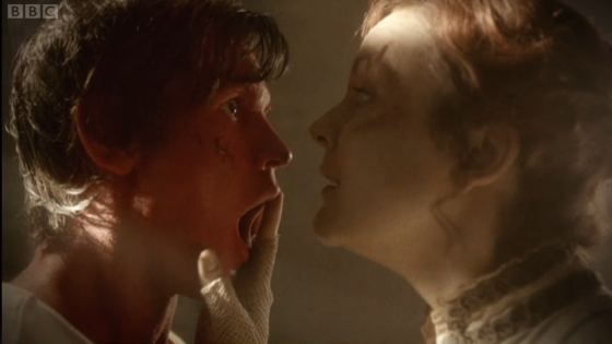 Doctor Who The Crimson Horror Matt Smith Rachael Stirling