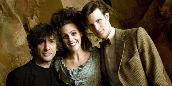 Neil Gaiman Suranne Jones Matt Smith
