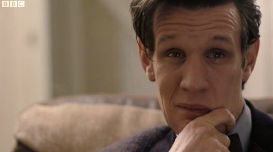 Doctor Who The Name of the Doctor Matt Smith