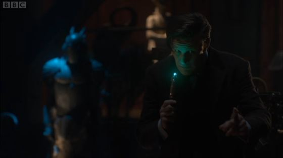 Doctor Who Nightmare in Silver Matt Smith