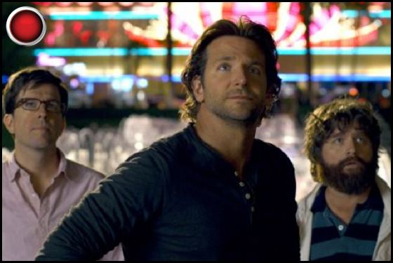 The Hangover Part III red light Ed Helms Bradley Cooper Zach Galifianakis