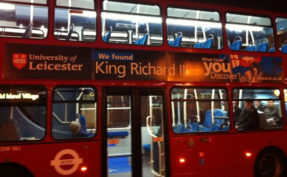 We found King Richard III