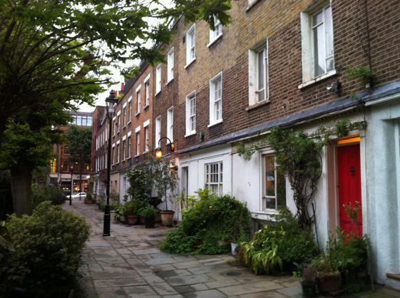 Colville Place London