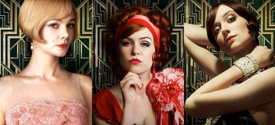 Great Gatsby Carey Mulligan Isla Fisher Elizabeth Debicki