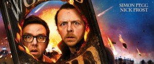 The World's End Nick Frost Simon Pegg