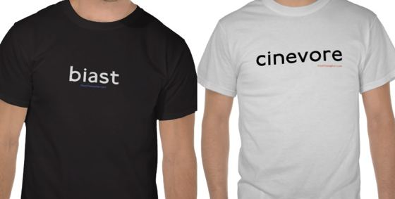 biast cinevore T-shirts