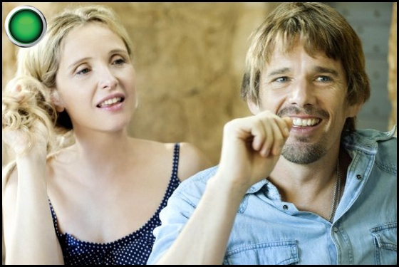 Before Midnight green light Julie Delpy Ethan Hawke