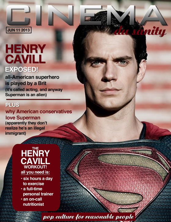 Cinema du Sanity Superman