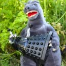 Doctor Who thing: Godzilla beats Dalek