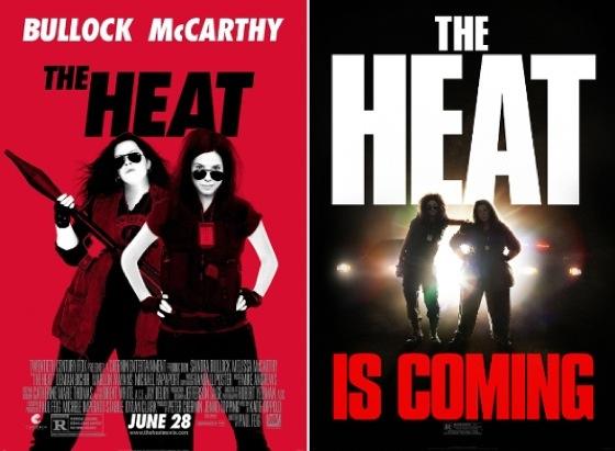 Heat Sandra Bullock Melissa McCarthy