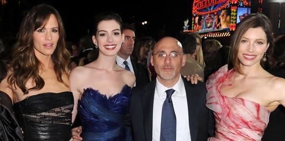 Jennifer Garner Anne Hathaway Jeff Robinov Jessica Biel