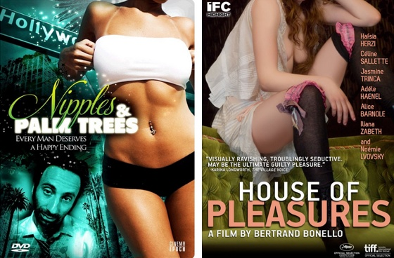 Nipples and Palm Trees House of Pleasures