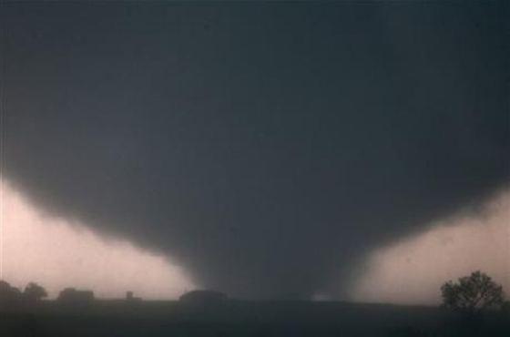 Oklahoma City tornado