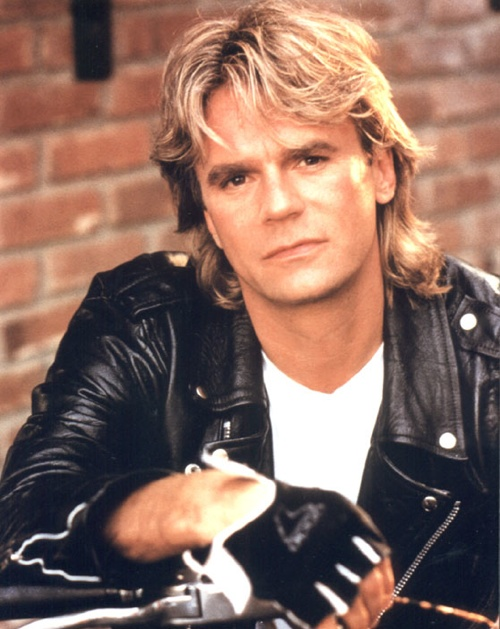 Richard Dean Anderson It started with MacGyver